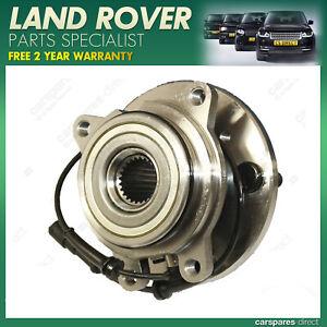 LAND ROVER DISCOVERY 2 REAR WHEEL BEARING KIT 1998>2004 REAR HUB & ABS 2.5 4.0