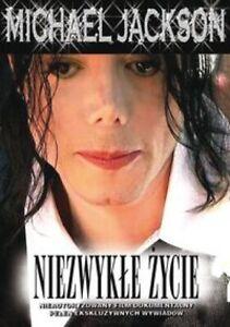 Michael Jackson Niezwykle zycie DVD