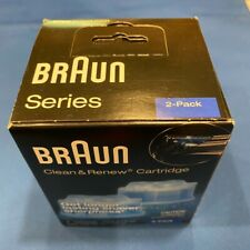 Braun Clean & Renew Refill Cartridges CCR - 2 Count