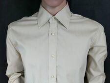 "Hugo Boss Mens Dress Shirt Black Label Wedding Size 16.5 Chest 44"" New RRP£110"