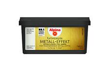 Alpina Innenfarbe Gold Metallisch-glänzend 1 L