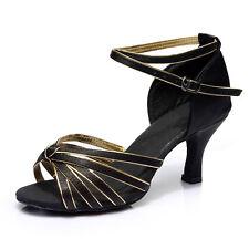 5/7cm Women Soft Heels Dancing Professional Shoes For Ballroom Salsa Tango Latin