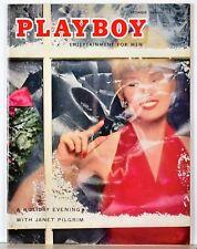 PLAYBOY | December 1955 | Fine- Condition | Janet Pilgrim