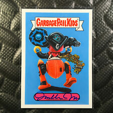 GARBAGE PAIL KIDS WE HATE THE 90's! 2019 JUNGWA IM AUTO CARD 14/25 autograph