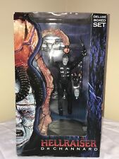 2004 NECA Reel Toys DR CHANNARD DELUXE BOXED SET Unopened Rare Hellraiser