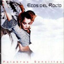 ECOS DEL ROCIO - PALABRAS SENCILLAS [CD]