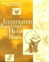Illustrated Anatomy of the Head and Neck Paperback Margaret Fehrenbach