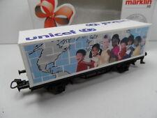"""Märklin 44267 - HO - Geburtstagswagen 2001 """" UNICEF """" OVP - TOP"""