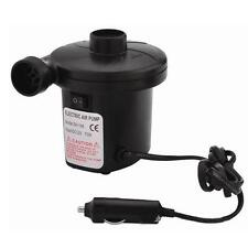 NEW 12V/4800PA AC Car Electric Air Pump For Camping Airbed Boat Toy Inflator
