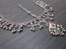 Head Piece Tikka Boho Gypsy Afghan Kuchi Tribal Belly Dance Fashion Jewelry Gift