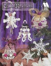 Crystal Reflections, Annie's Attic Christmas Crochet Pattern Booklet #879712