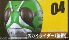 Masked Kamen Rider Skyrider Sky Mask Collection Vol.7 Head Helmet Display 1/6 04
