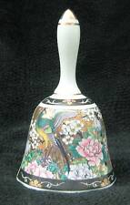 Heritage Mint Imari Porcelain Bell featuring a Ming Dynasty style pattern