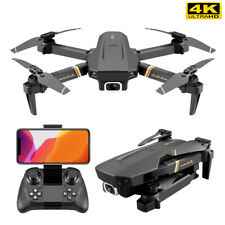 DJI-MAVIC Clone Drone, W/3 Battery Wifi FPV 4K HD Camera Foldable RC Quadcopter