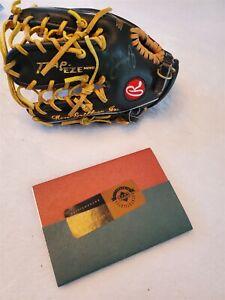 KEN GRIFFEY, JR. signed mini baseball glove Upper Deck COA MARINERS