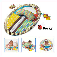 Baby Toy Tapete Infantil Early Education Game Blanket With Mirror Musical