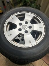 "16"" HOLDEN COMMODORE  VY VZ CREWMAN UTE WHEELS AND TYRES (near new, Hardly Used)"