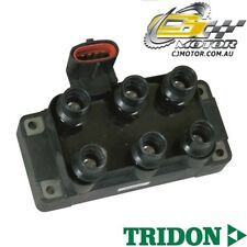 TRIDON IGNITION COIL FOR Mazda MPV LW 08/99-06/02,V6,2.5L GY TIC041