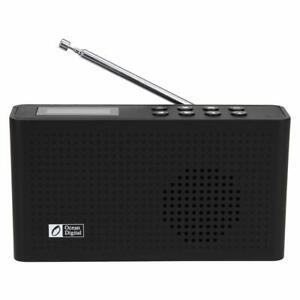 Ocean Digital WR-26 Portable Internet Radio Receiver Wifi Bluetooth Refurbished