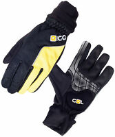 EIGO WINDSTER WINTER WINDPROOF CYCLE/CYCLING GEL GLOVES
