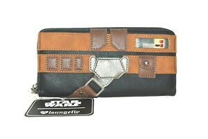 NWT Loungefly A Star Wars Story Han Solo Cosplay Wallet