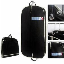 Suit Travel Bag Garment Long Dress Black Hanging Clothes Cover Carrier Storage