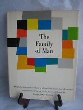 The Family of Man Museum of Modern Art Carl Sandburg Edward Steichen 1955