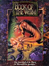 JDR RPG JEU DE ROLE / WEREWOLF BOOK OF THE WYRM