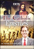 THE CATHOLIC EPISTLES W/ DR.TIMOTHY O'DONNELL, STD  4-DISC SET  DVD