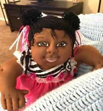 Handmade Soft Sculpture Doll