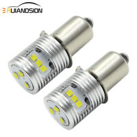 P13.5S LED Bulb 1616 10W For Flashlight Torches Light Work Light 3V 4.5V 6V-24V