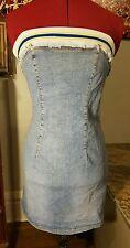 Juniors Baby Phat halter type dress zip up size 9