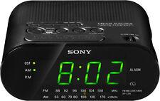 SecureGuard 720P AC Powered FM Alarm Clock Radio Clock Nanny Hidden Spy Camera