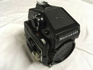 Mamiya 645 Super Medium Format SLR Film Camera Body Only