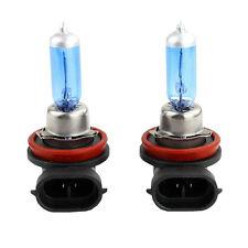 1 paar H8 12V 35W BLUE POWER HALOGEN LAMPE BIRNE SUPER WHITE XENON
