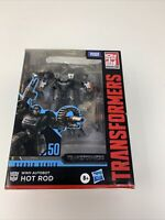 Transformers The Last Knight -HOT ROD- 50 Studio Series WWII Autobot, NEW