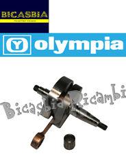 10034 - ALBERO MOTORE OLYMPIA CONO VOLANO 19 VESPA 125 ET3 PRIMAVERA