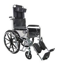 "Karman KN-880 Reclining Back Wheelchair 16""x16""  -New"