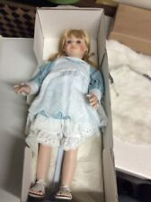 Kaye Wiggs Doll - In Incorrect Box Bisque/Porcelain