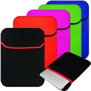 Notebook Tablet Tasche Schutz Hülle 7 - 17 Zoll Laptoptasche Neopren Schutzhülle