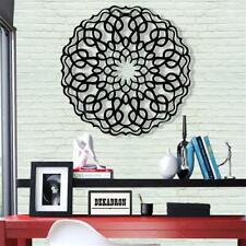 Metal Wall Art, Metal Mandala Wall Art, Metal Wall Decor, Yoga Metal Decor