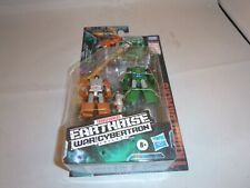 Bombshock & Growl - Transformers War for Cybertron Earthrise Micromasters - NEW