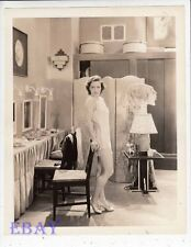 Joan Crawford sexy leggy Our Blushing Brides VINTAGE Photo
