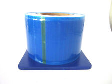 "One Pack Dental Barrier Film Sticky Wrap  Blue 4"" x 6"" (1200 Sheet)"