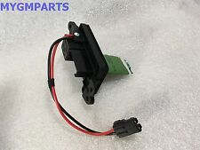 CHEVY TAHOE GMC YUKON BLOWER MOTOR RESISTOR W/MANUAL TEMP 2003-2006 OEM 22807123