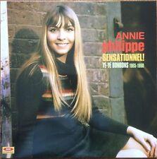 ANNIE PHILIPPE Sensationnel! Yé-Yé Bonbons 60s Girl Swinging Mademoiselle mod ►♬