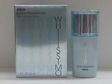 Pola Whitissimo Liquid Foundation N62 1 oz / 30 ml New In Box Factory Sealed