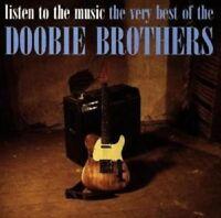 """DOOBIE BROTHERS """"BEST OF THE DOOBIE BROTHERS"""" CD NEW!"""