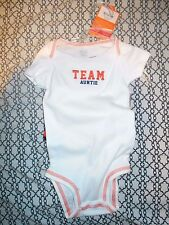 Girls 6 M Onsie and Pants Combo (Team Auntie)
