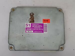 TOYOTA COROLLA VERSO 2006 LHD PARKING ASSIST CONTROL UNIT MODULE OEM 86792-64010